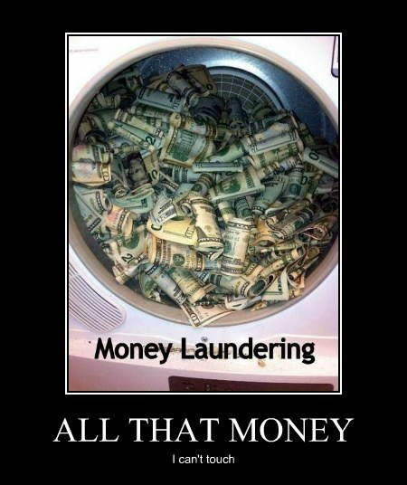puns laundering funny money - 7606708736