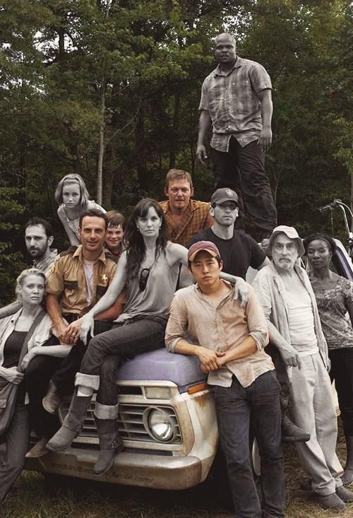 zombie The Walking Dead - 7607287296