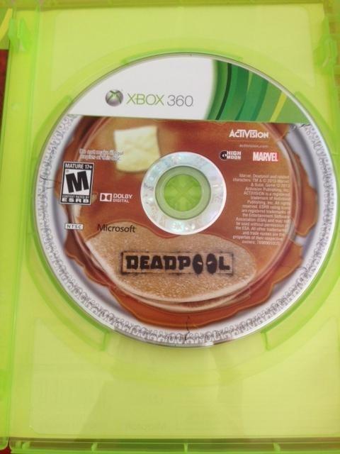 disc art deadpool pancakes - 7607459328