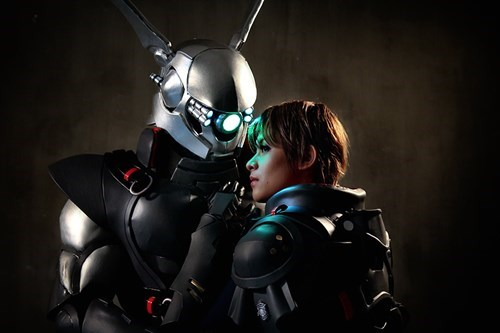 cosplay anime appleseed - 7607719168