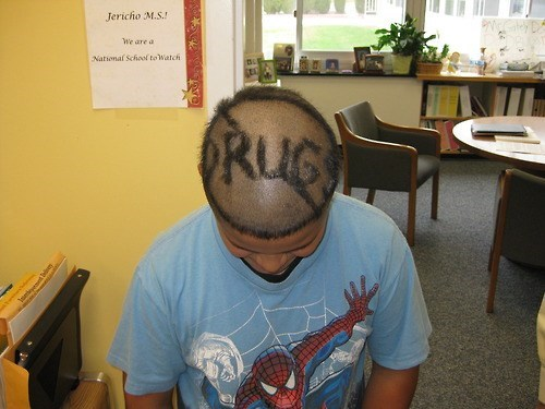 dont-do-drugs bad hair funny - 7607730176