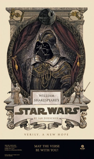 star wars shakespeare for sale - 7607815936