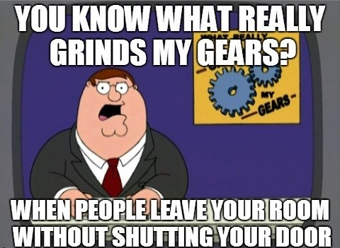 family guy grinds my gears Memes - 7607868416