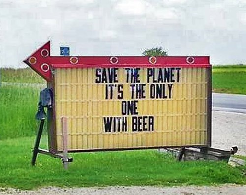 ecology sign save the planet funny - 7608014336