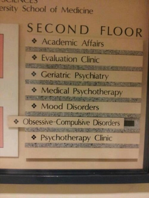 medicine doctors office doctor ocd