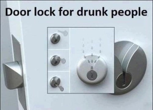 keys door locks house keys drunk funny after 12 g rated