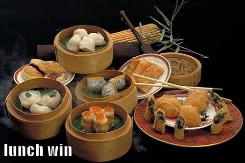 lunch win