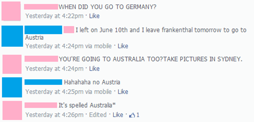 australia Germany geography austria failbook g rated - 7610398208