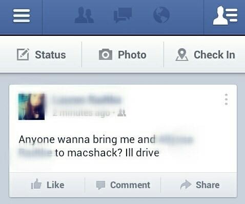 macshack,driving