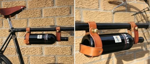 bicycle awesome wine holder funny - 7610459136