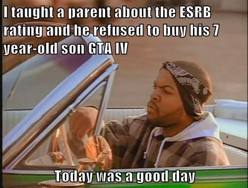 ice cube today was a good day Memes
