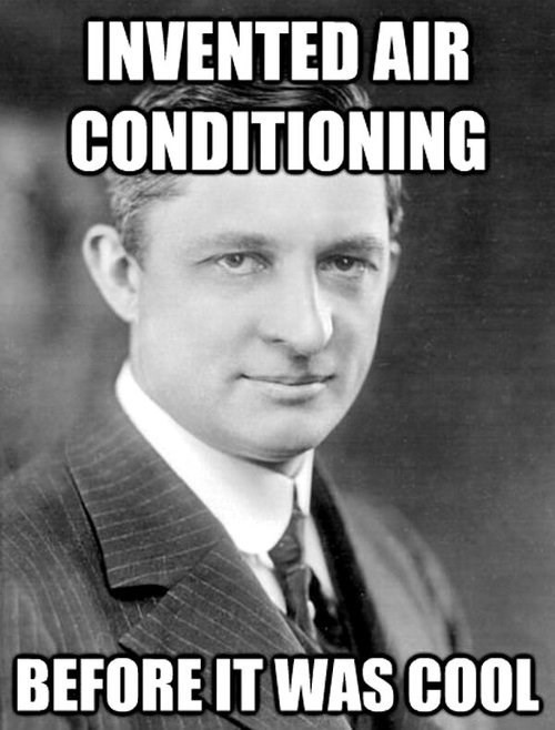 hipsters Memes air conditioning