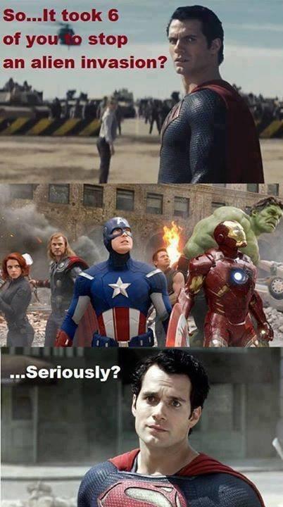 The Avengers man of steel superman - 7610891264