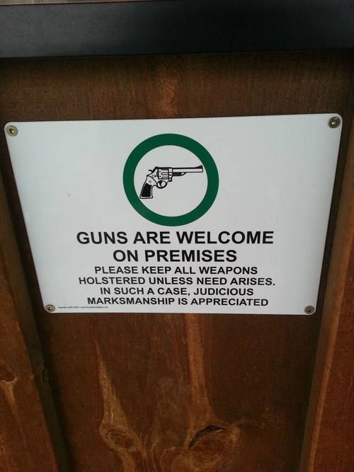 guns sign trigger discipline funny g rated win - 7611069696