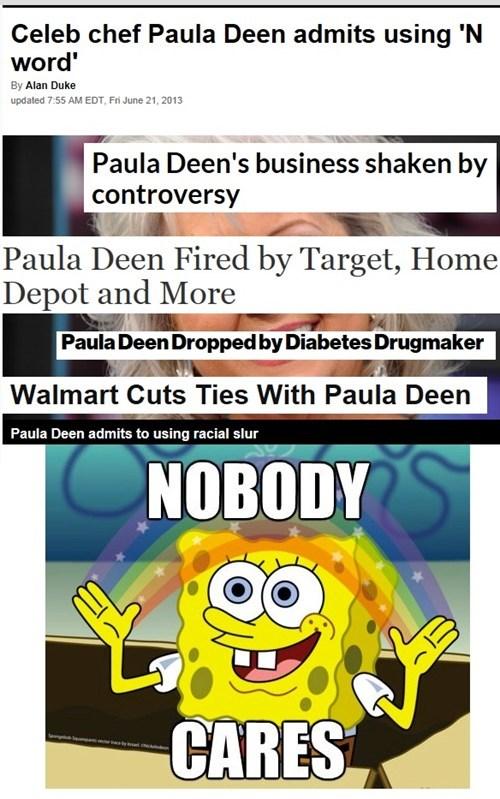 SpongeBob SquarePants paula deen - 7611266048