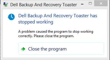wtf computers pcs Dell toast