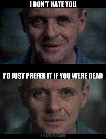 sad but true,hannibal lector,funny