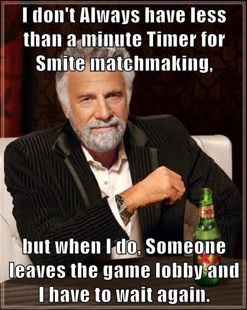 matchmaking meme