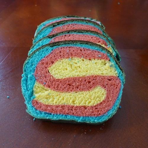 s bread funny superman - 7612957440