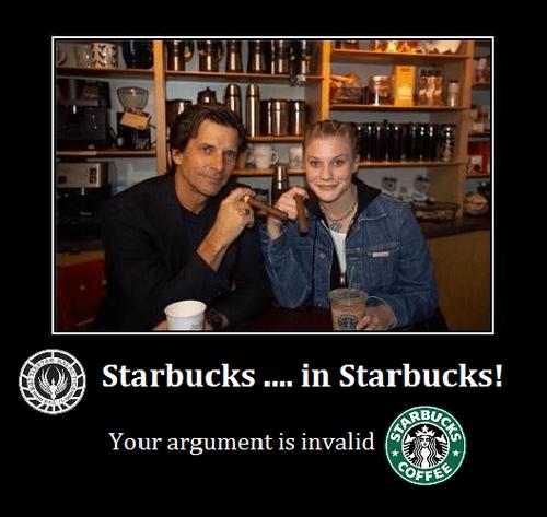 Starbucks Battlestar Galactica - 7613234432