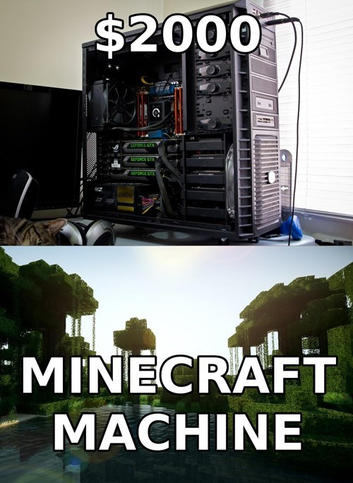 pcs,gamers,minecraft