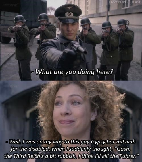 doctor who River Song - 7613816832