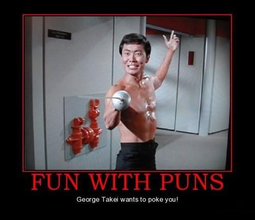 sword,funny,george takei