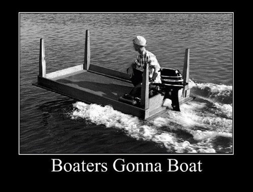 Anything Can Be a Boat
