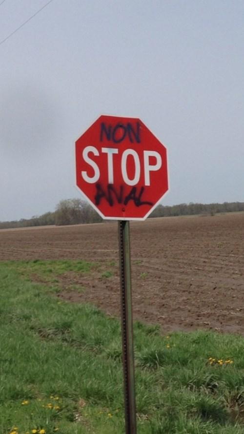 sign graffiti funny - 7613911040