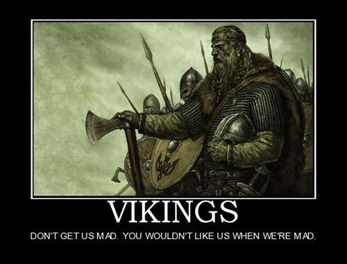 hulks vikings angry funny