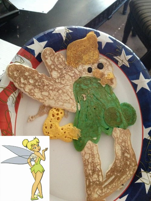 Close Enough,pancakes,food,funny,Nailed It