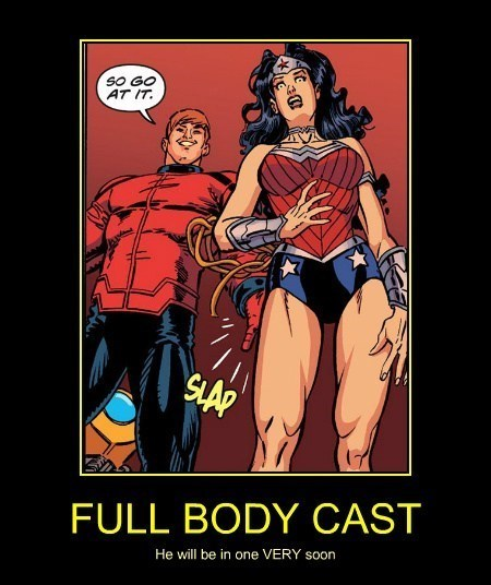 wonder woman booty smack funny - 7616693760