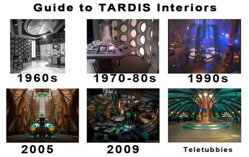 tardis doctor who series 7