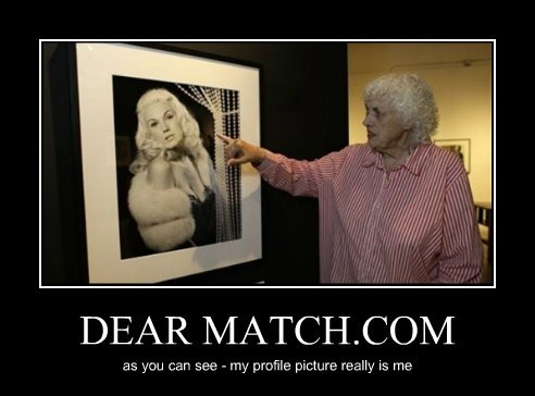 internet dating profile pic funny - 7619803904