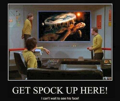 crossover,Star Trek,discworld