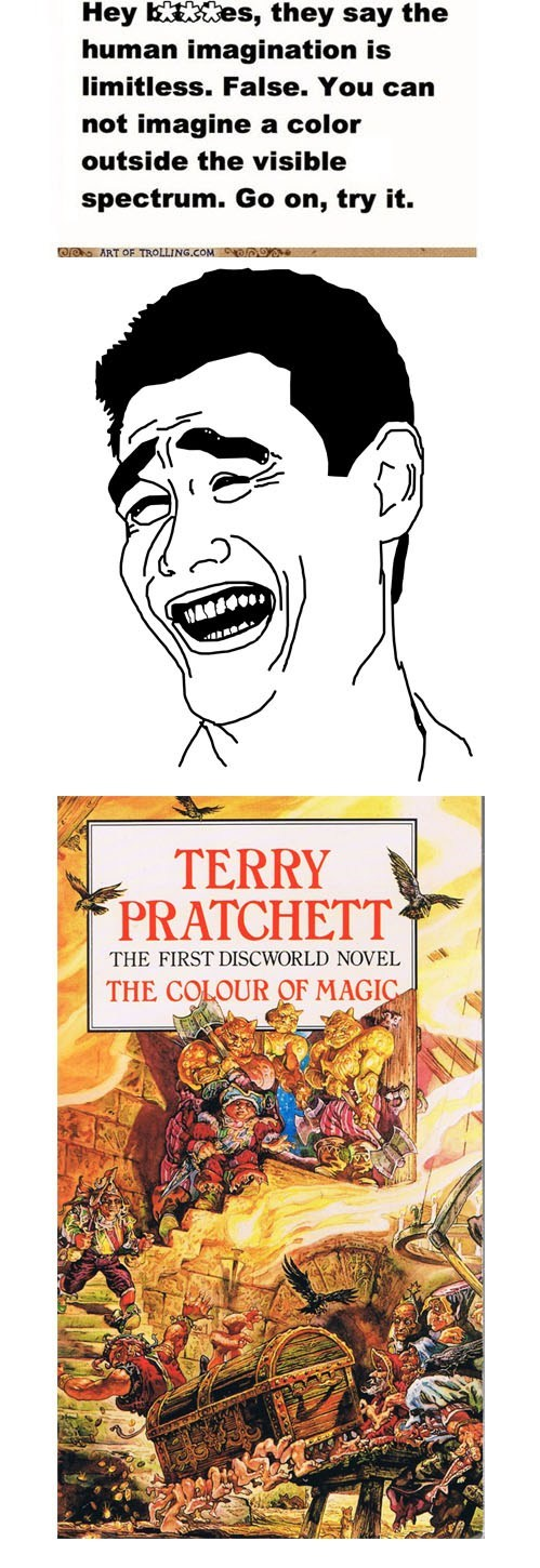 octarine,terry pratchett,colors