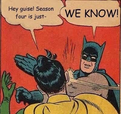 Memes season 4 batman - 7622407424