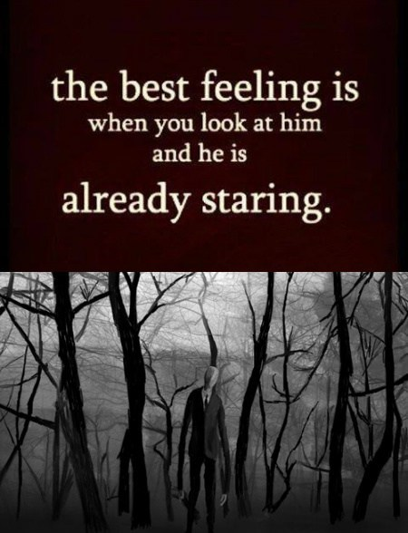 feels,love,funny,slenderman