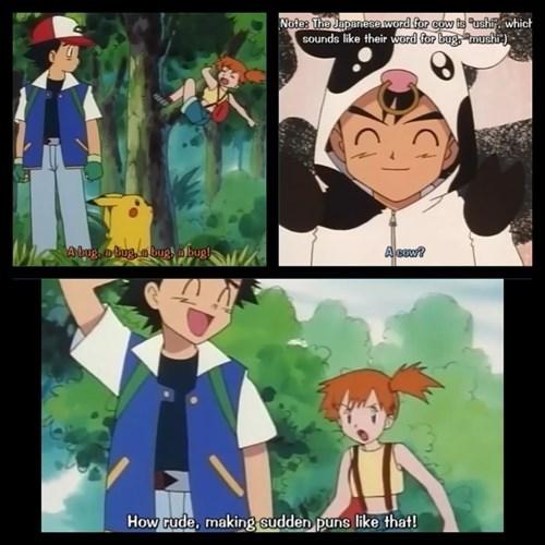 ash anime puns subtitles - 7622622976