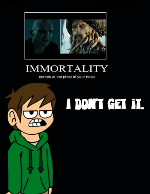 noses cartoons immortality Eddsworld - 7622659840
