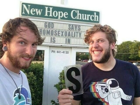 god church homosexuality - 7622694656