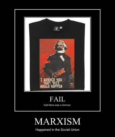 MARXISM Happened in the Soviet Union