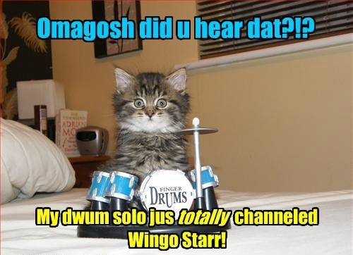 drum solo ringo starr amazing funny - 7623003392