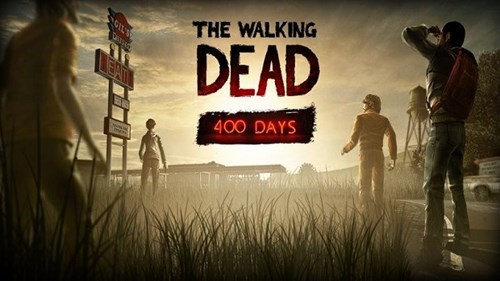 news Video Game Coverage the walking dead 400 days release dates The Walking Dead - 7623149568