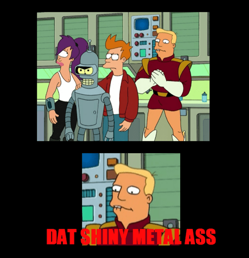 cartoons dat ass futurama - 7623346176