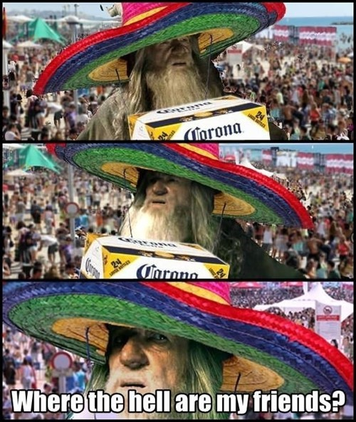 festivals gandalf corona Memes - 7623448832