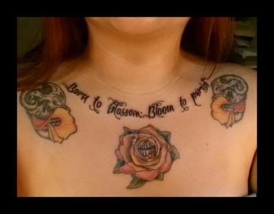 parish tattoos misspelling perish funny