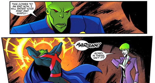 wtf joker martian manhunter funny - 7624394496