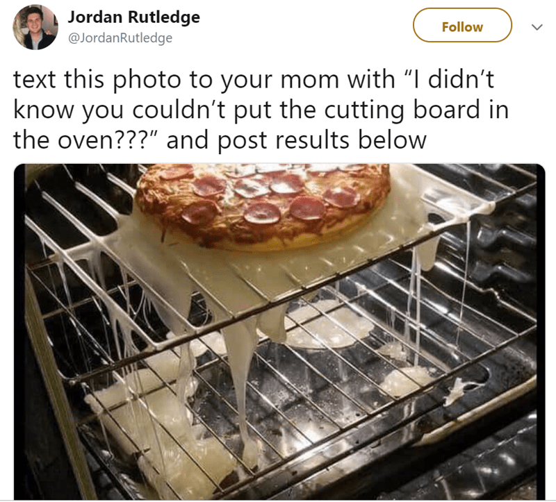pizza moms pranks oven - 7625221