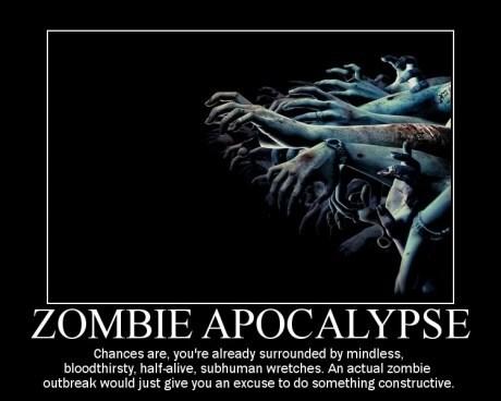 people zombie zombie apocalypse - 7625603328